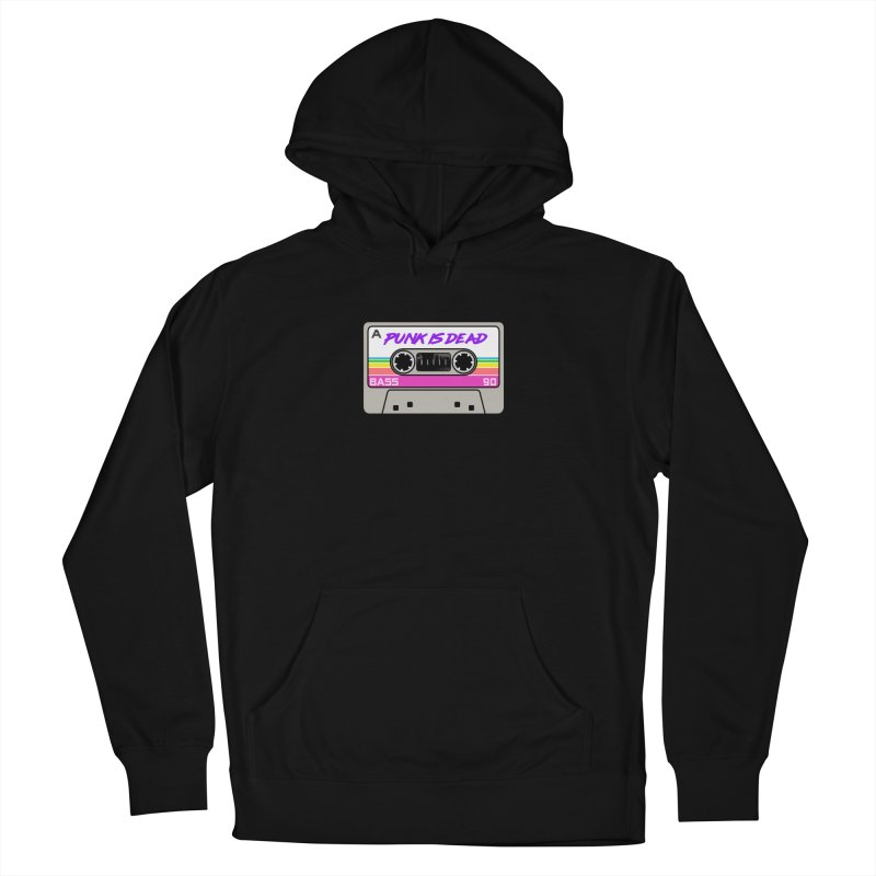 Mixtape: Punk is Dead Men's French Terry Pullover Hoody by Tees, prints, and more by Kiki B
