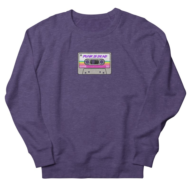 Mixtape: Punk is Dead Women's Sweatshirt by Tees, prints, and more by Kiki B