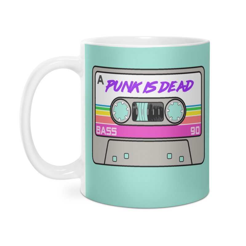 Mixtape: Punk is Dead   by Tees, prints, and more by Kiki B
