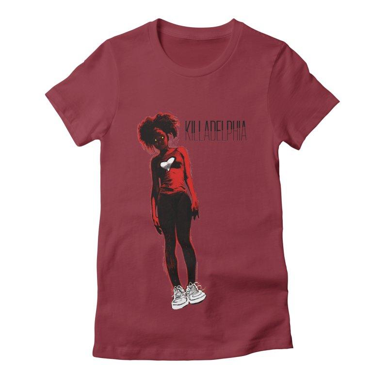 Brittany 3 Women's T-Shirt by Killadelphia's Shop