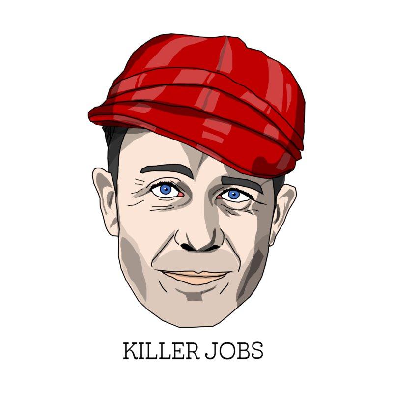 Ed Gein / Killer Jobs Logo by KILLER JOBS: Serial Killer Podcast