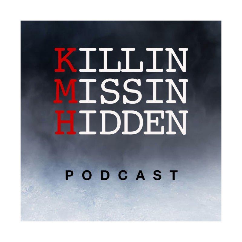 KMH Original Logo Men's T-Shirt by Killin Missin Hidden Merch!