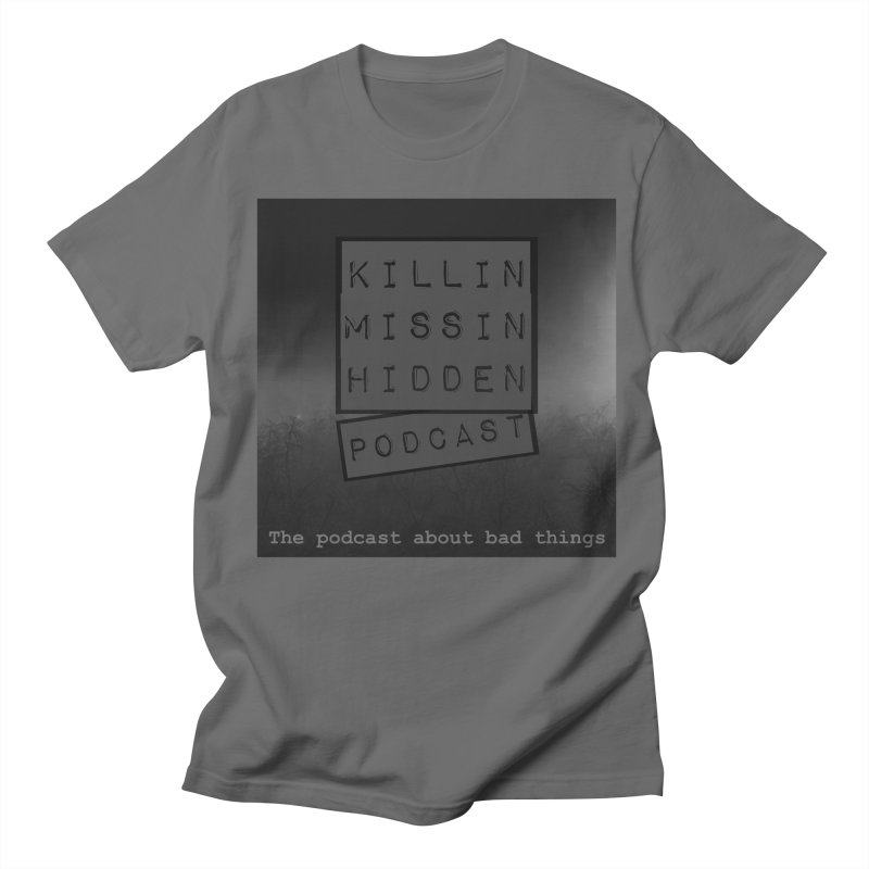 Woods Logo Men's T-Shirt by Killin Missin Hidden Merch!