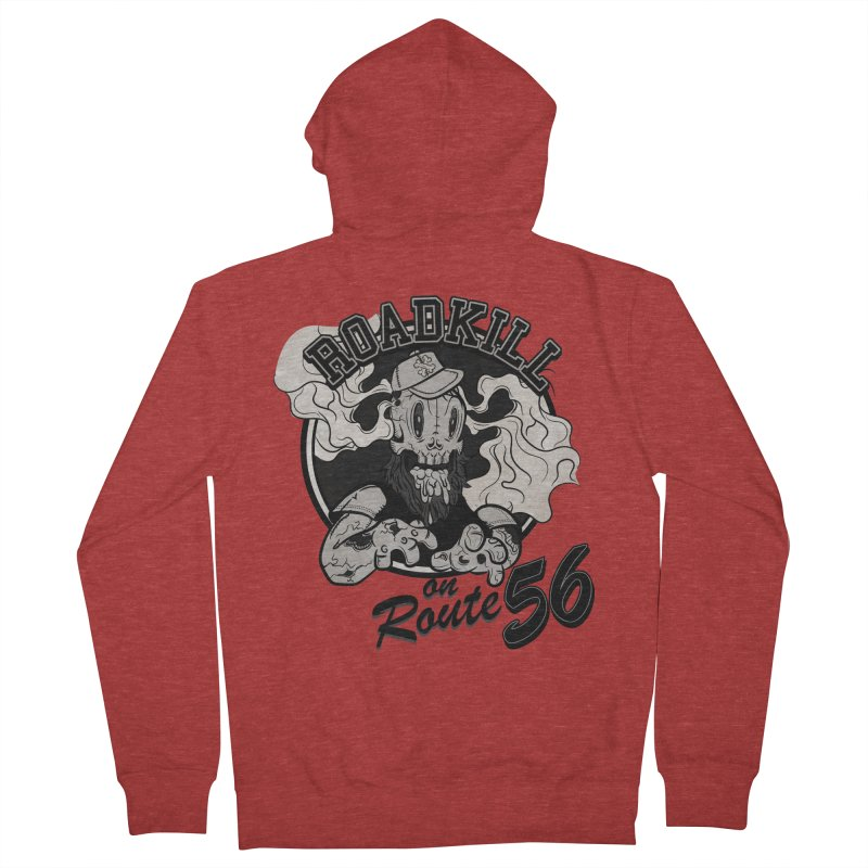 Roadkill Men's French Terry Zip-Up Hoody by killswitchchris's Artist Shop