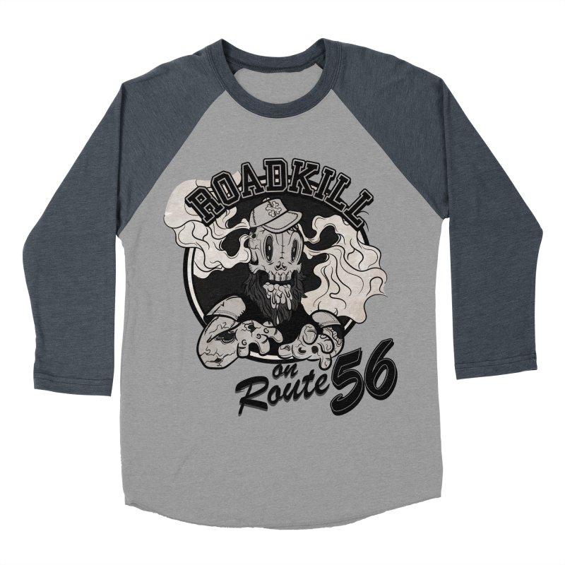 Roadkill Women's Baseball Triblend Longsleeve T-Shirt by killswitchchris's Artist Shop