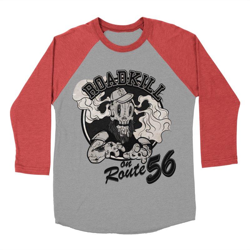 Roadkill Men's Baseball Triblend T-Shirt by killswitchchris's Artist Shop