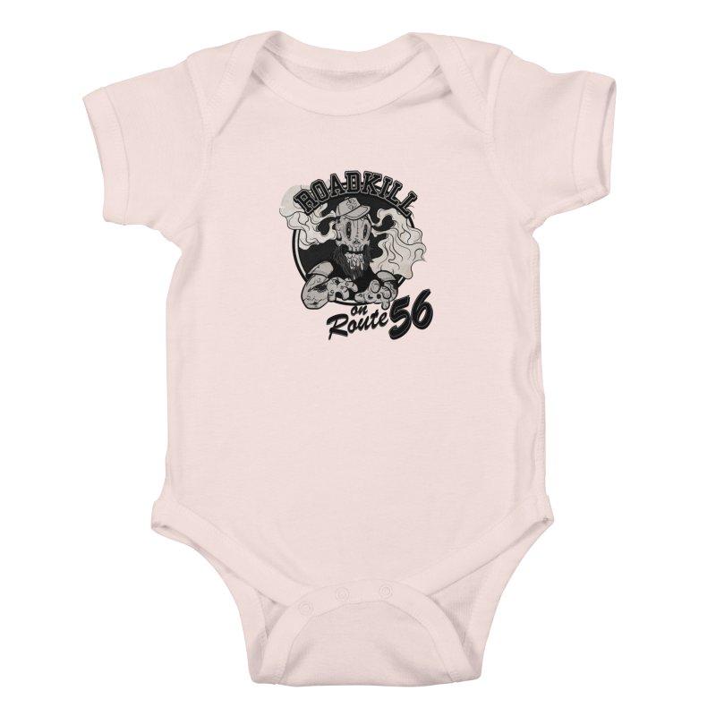 Roadkill Kids Baby Bodysuit by killswitchchris's Artist Shop