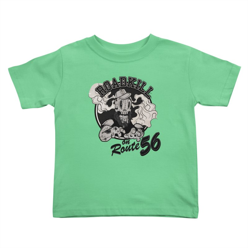 Roadkill Kids Toddler T-Shirt by killswitchchris's Artist Shop