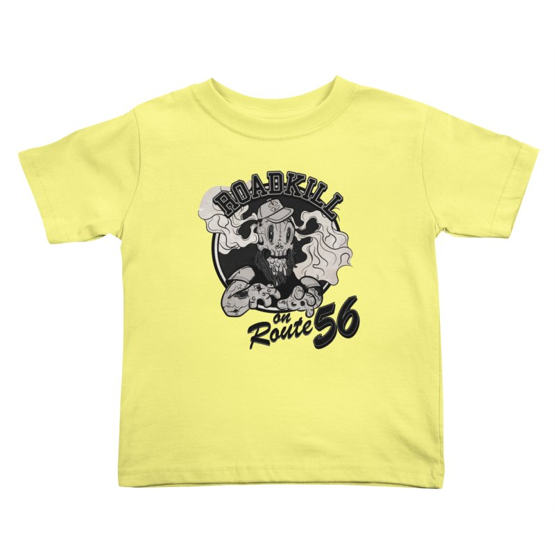 Roadkill Kids Toddler T-Shirt by killswitchchris's Artist Shop