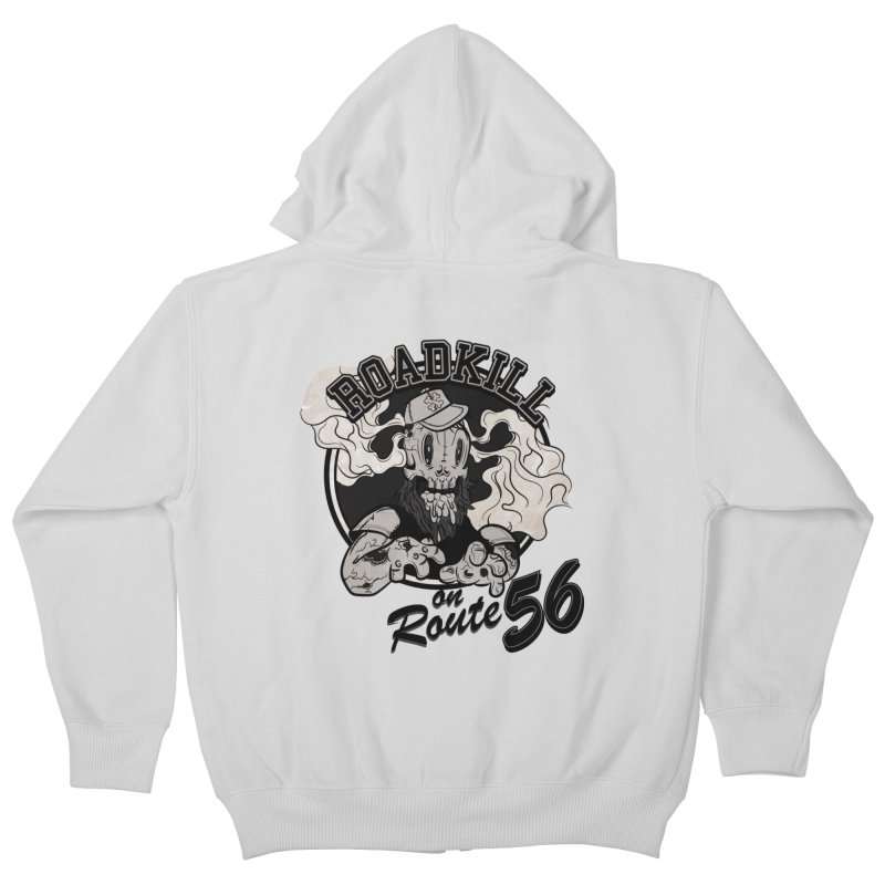 Roadkill Kids Zip-Up Hoody by killswitchchris's Artist Shop