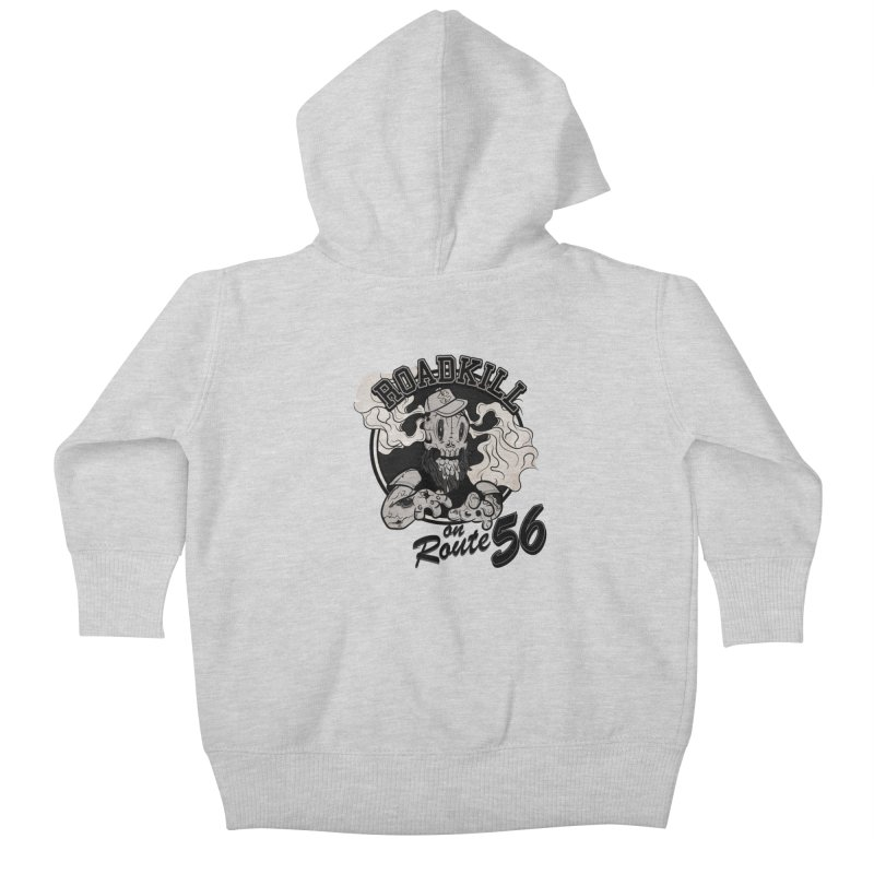 Roadkill Kids Baby Zip-Up Hoody by killswitchchris's Artist Shop
