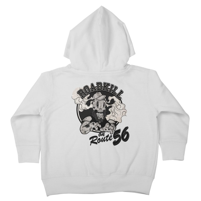 Roadkill Kids Toddler Zip-Up Hoody by killswitchchris's Artist Shop