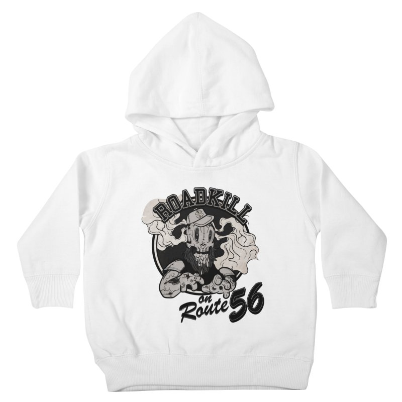Roadkill Kids Toddler Pullover Hoody by killswitchchris's Artist Shop