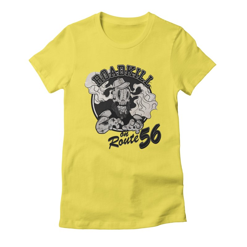Roadkill Women's Fitted T-Shirt by killswitchchris's Artist Shop
