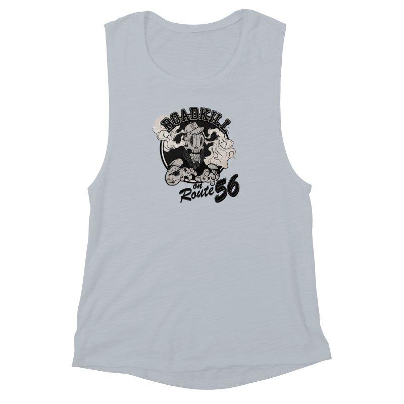 Roadkill Women's Muscle Tank by killswitchchris's Artist Shop