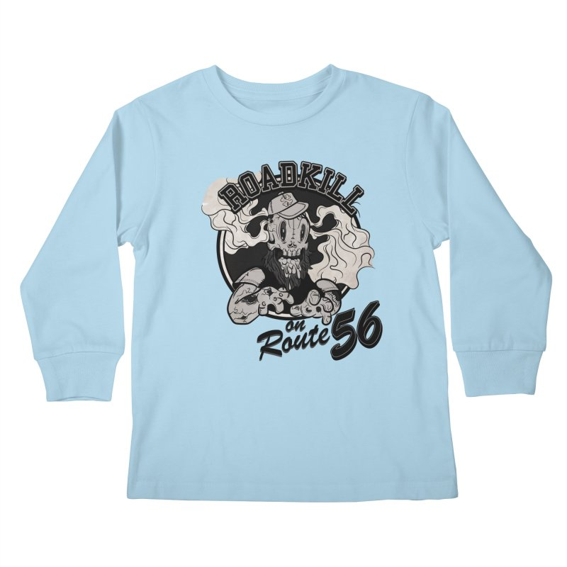 Roadkill Kids Longsleeve T-Shirt by killswitchchris's Artist Shop