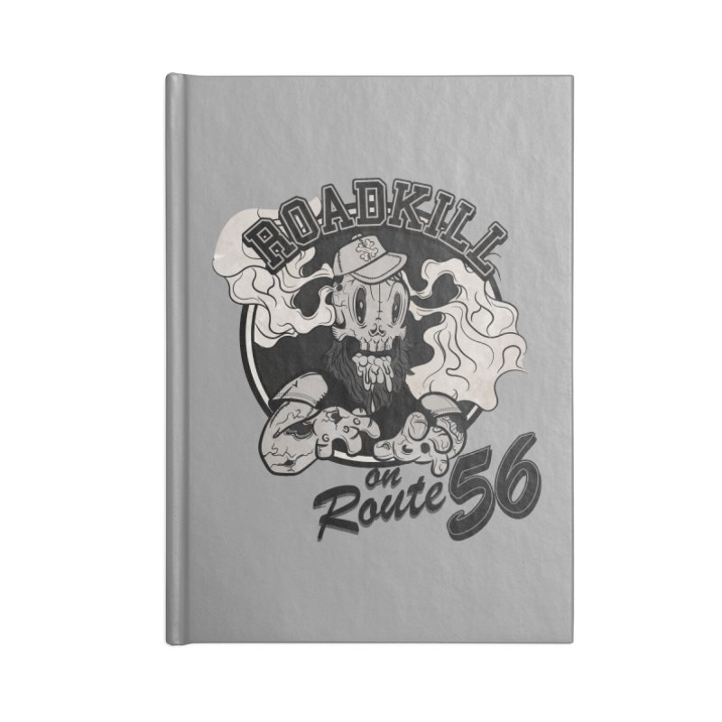 Roadkill Accessories Notebook by killswitchchris's Artist Shop