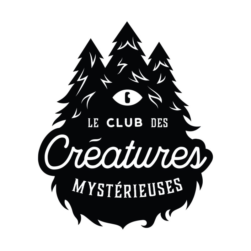 Curious Critters Club - Logo French   by kilopop's Artist Shop