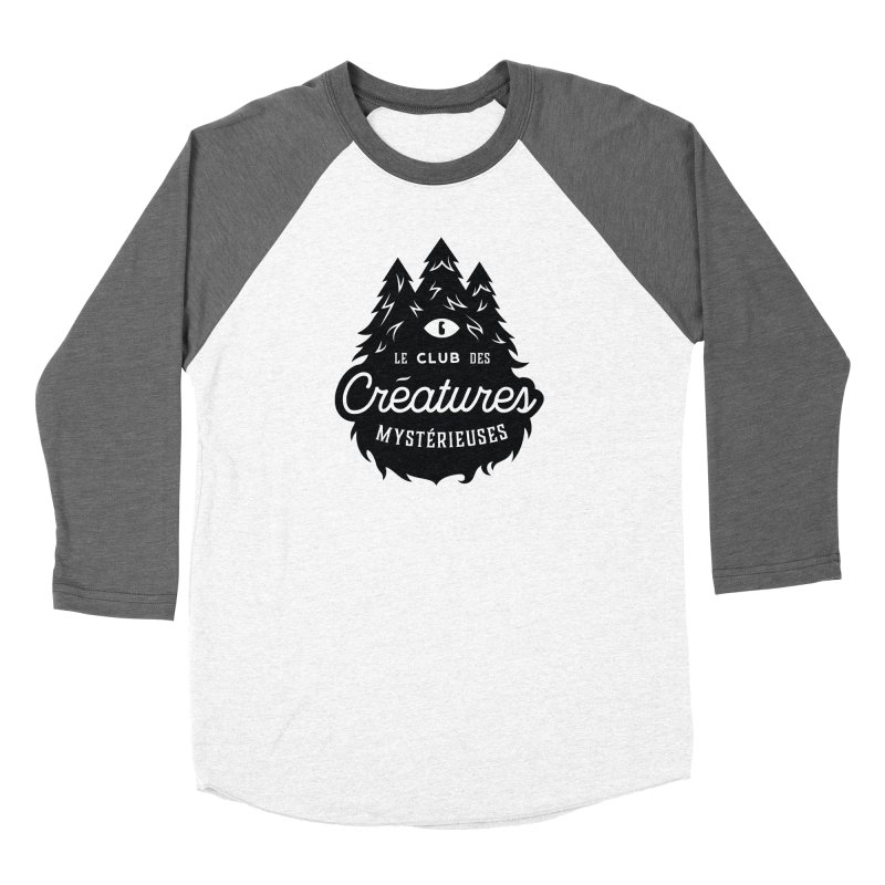 Curious Critters Club - Logo French Women's Longsleeve T-Shirt by kilopop's Artist Shop