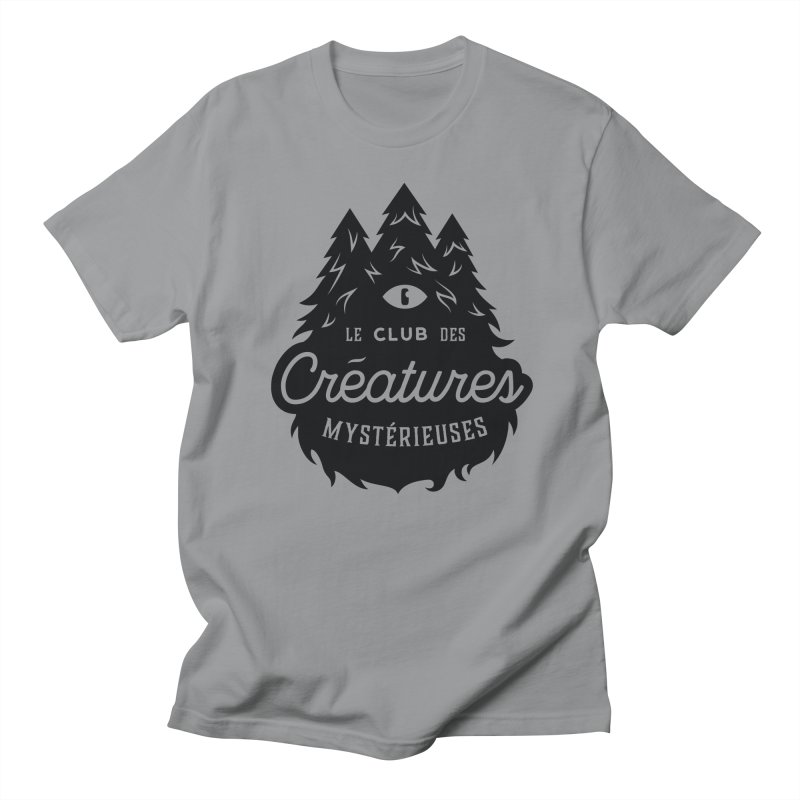 Curious Critters Club - Logo French Women's Unisex T-Shirt by kilopop's Artist Shop