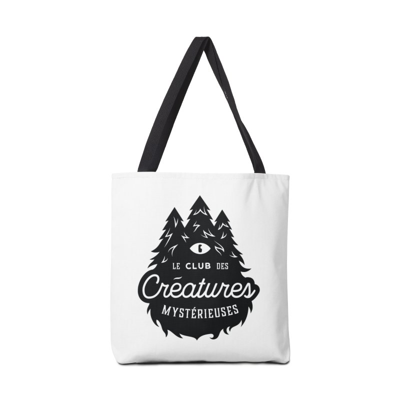 Curious Critters Club - Logo French Accessories Bag by kilopop's Artist Shop