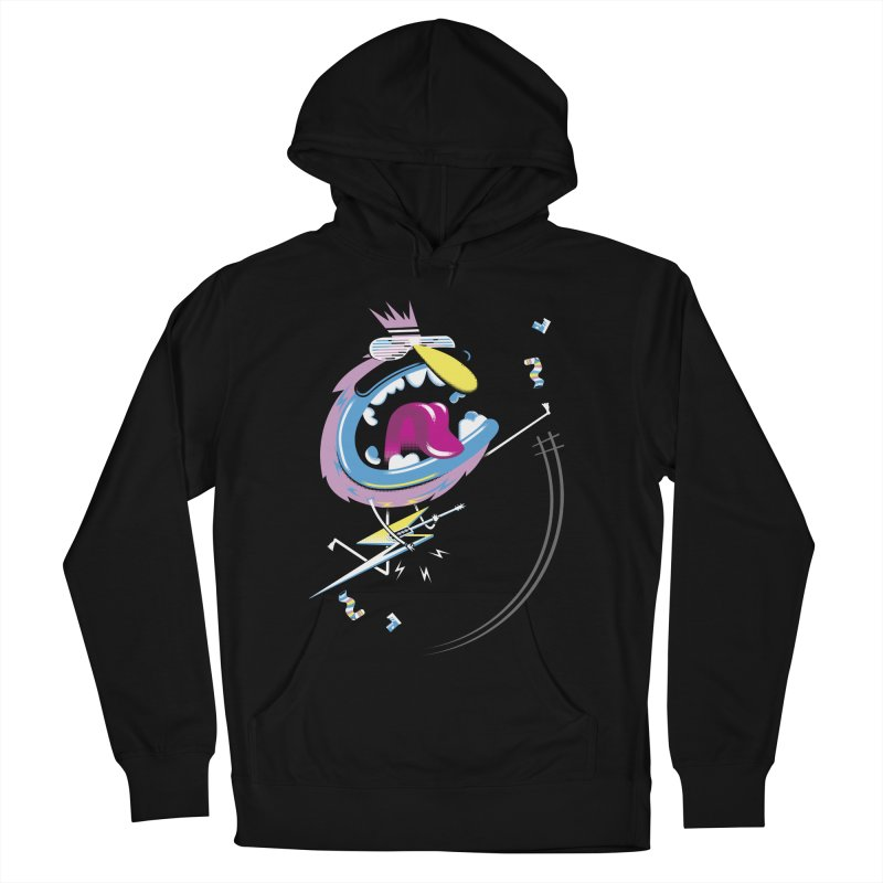 Rock Yo Socks Off Men's Pullover Hoody by kilopop's Artist Shop