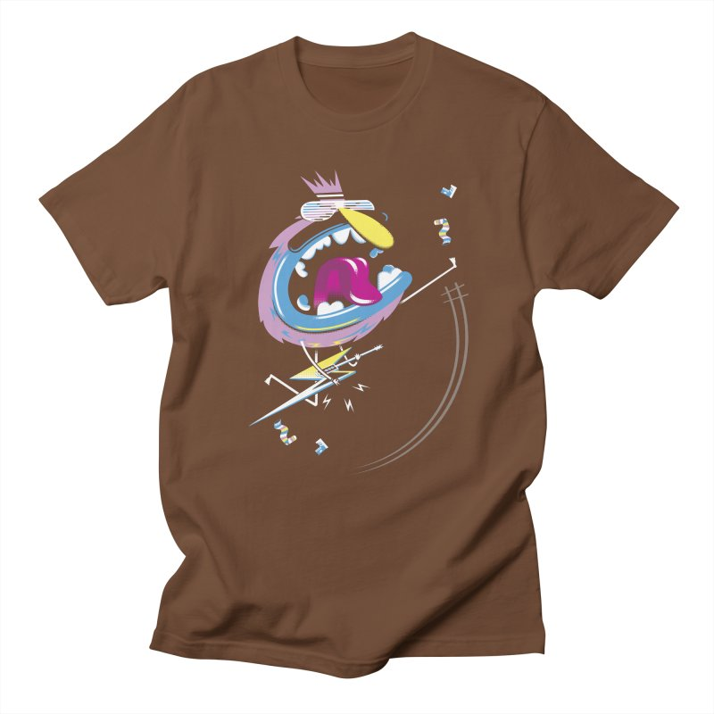 Rock Yo Socks Off Men's T-Shirt by kilopop's Artist Shop