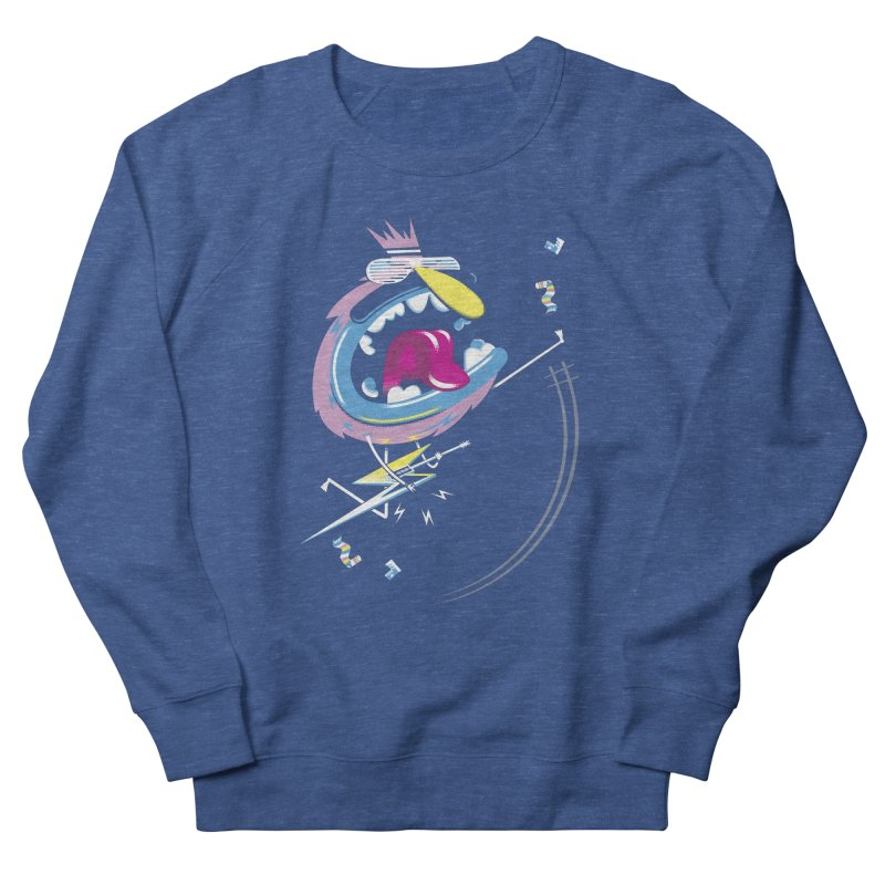 Rock Yo Socks Off Women's Sweatshirt by kilopop's Artist Shop