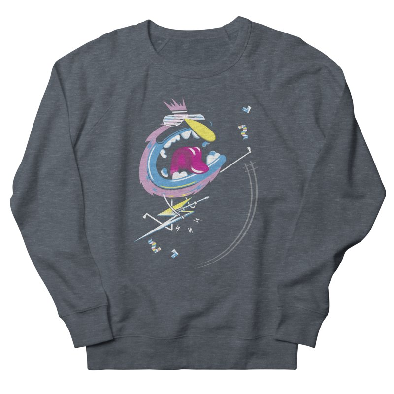 Rock Yo Socks Off Men's Sweatshirt by kilopop's Artist Shop