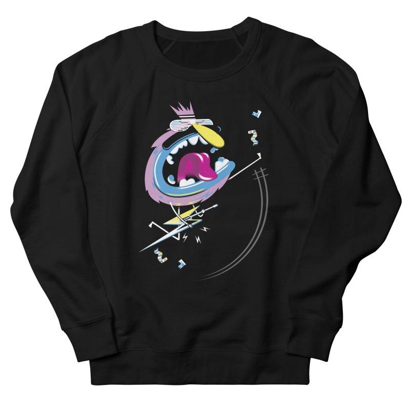 Rock Yo Socks Off Men's Sweatshirt by kilopop's Artist Shop