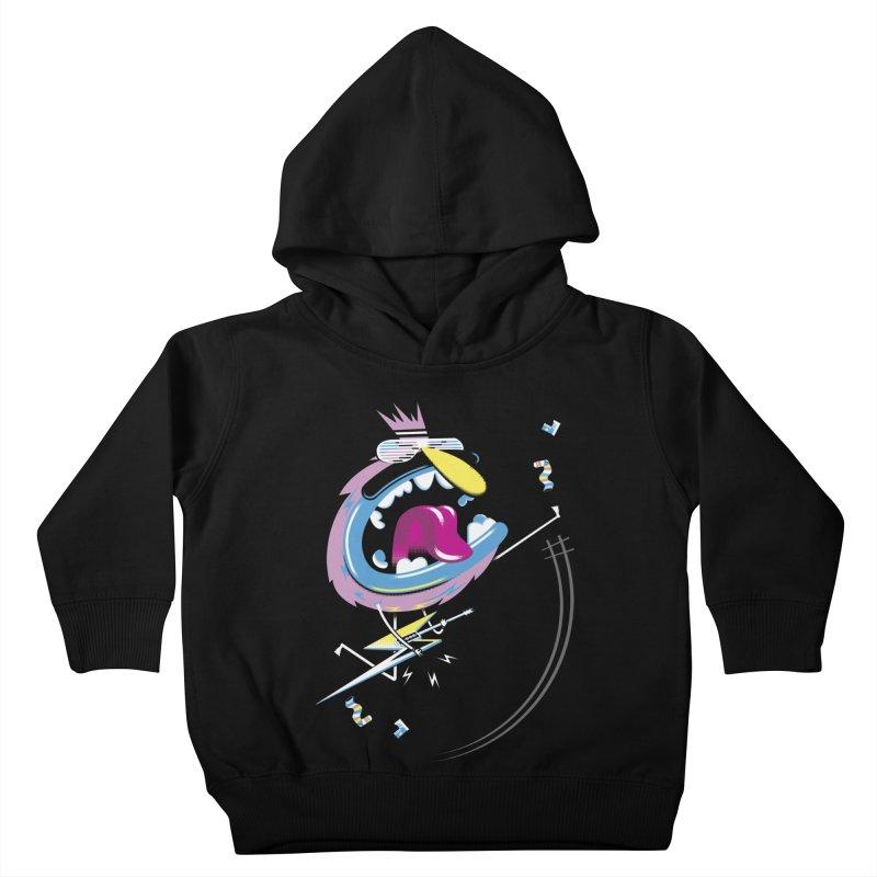 Rock Yo Socks Off Kids Toddler Pullover Hoody by kilopop's Artist Shop