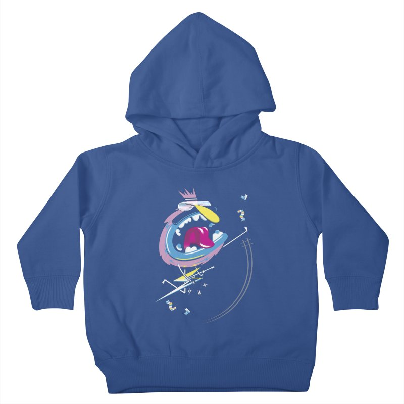Rock Yo Socks Off Kids Toddler Pullover Hoody by kilopop's Artist Shop