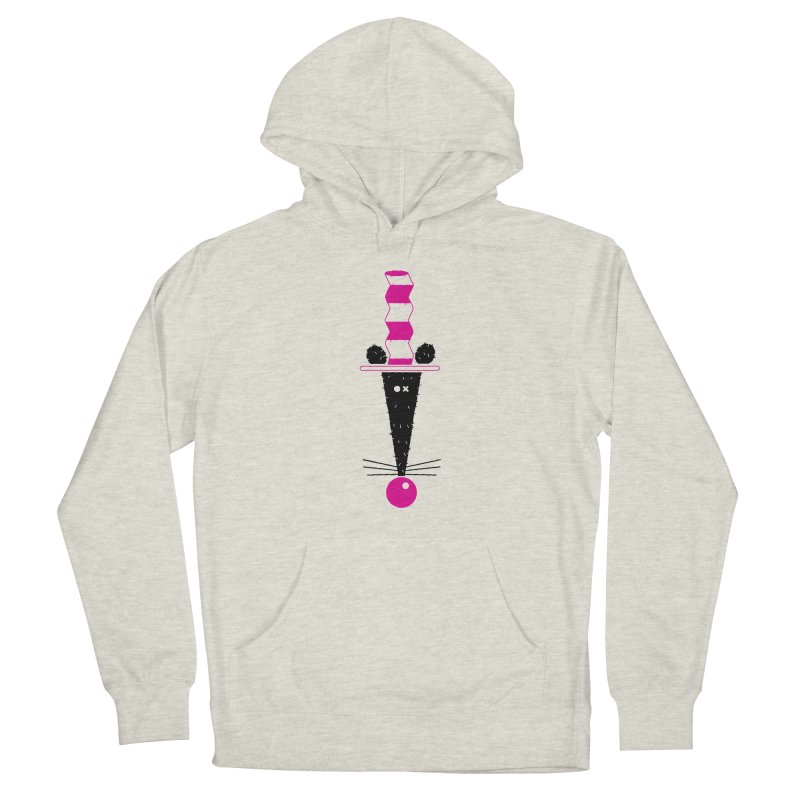 Rat In The Hat Men's French Terry Pullover Hoody by kilopop's Artist Shop