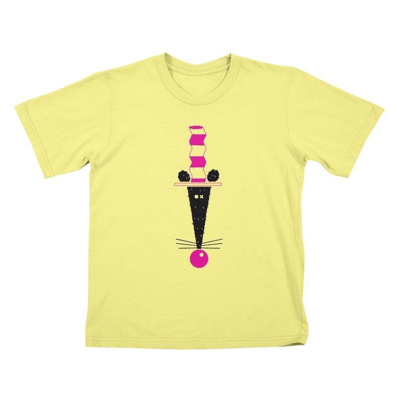 Rat In The Hat Kids T-shirt by kilopop's Artist Shop