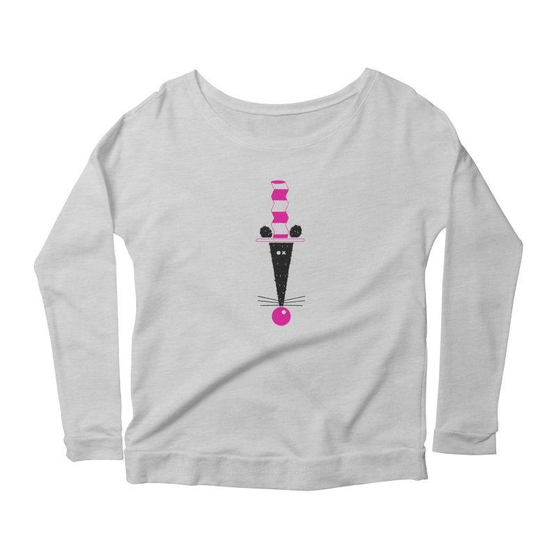 Rat In The Hat Women's Longsleeve T-Shirt by kilopop's Artist Shop