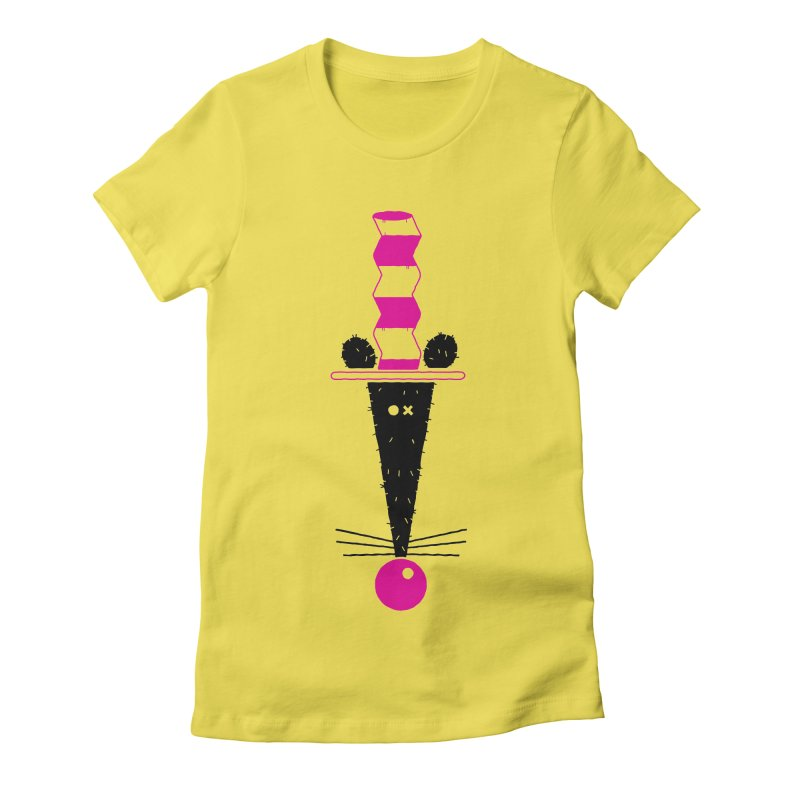 Rat In The Hat Women's T-Shirt by kilopop's Artist Shop