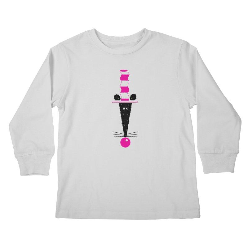 Rat In The Hat Kids Longsleeve T-Shirt by kilopop's Artist Shop