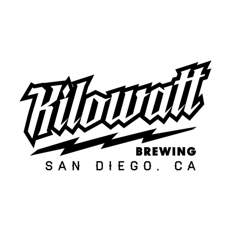 Black Lightning (multiple styles & colors) by Kilowatt Brewing's Swag Shop