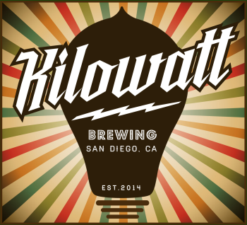 Kilowatt Brewing's Swag Shop Logo