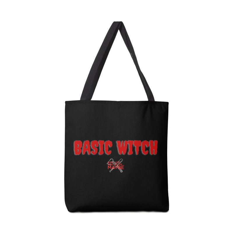 Basic Witch 1 Accessories Bag by Kim and Ket Stay Alive... Maybe Podcast