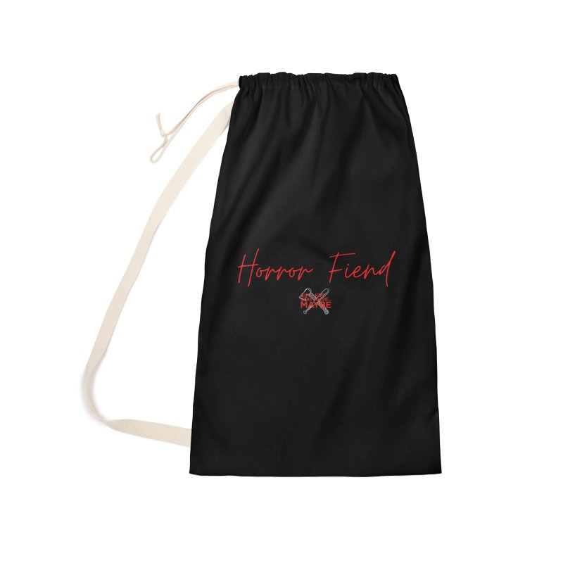 Horror Fiend 2 Accessories Bag by Kim and Ket Stay Alive... Maybe Podcast