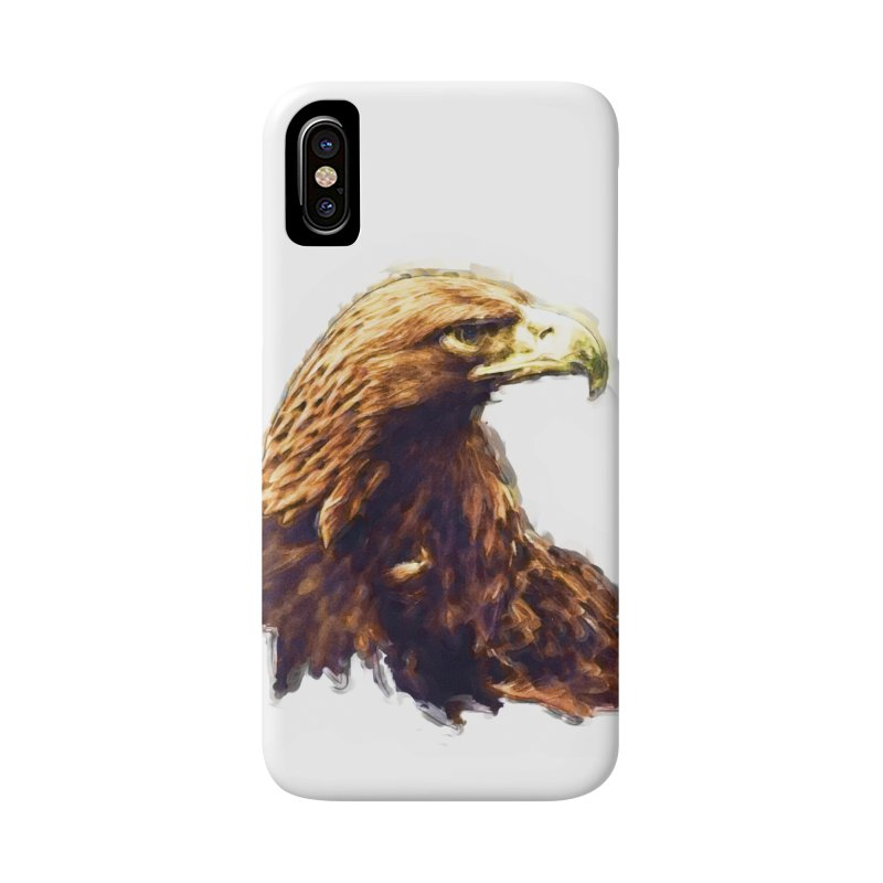 Strength Accessories Phone Case by Of The Wild by Kimberly J Tilley