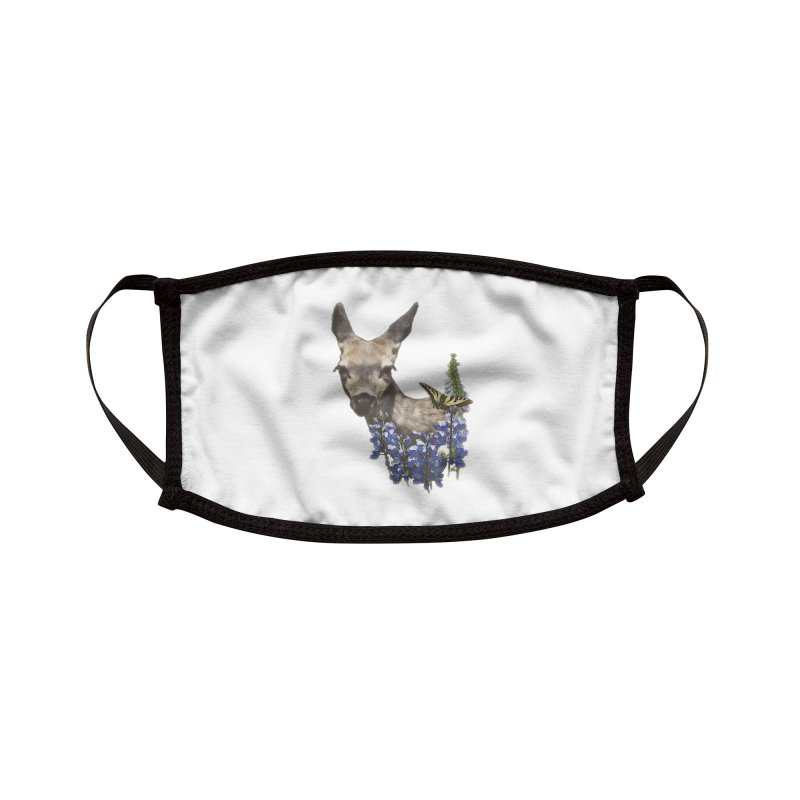 Lady of the Alpine Accessories Face Mask by Of The Wild by Kimberly J Tilley