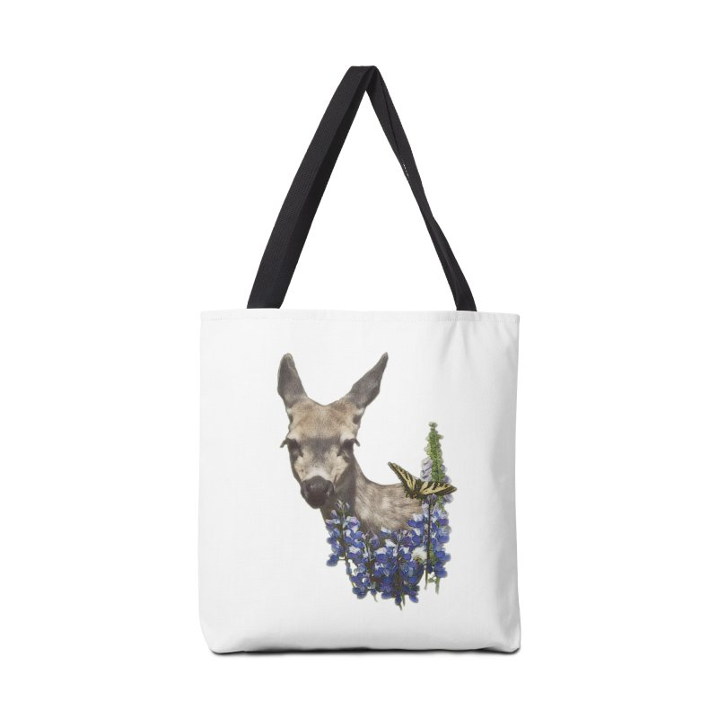Lady of the Alpine Accessories Tote Bag Bag by Of The Wild by Kimberly J Tilley
