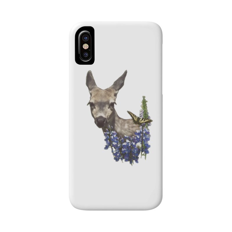 Lady of the Alpine Accessories Phone Case by Of The Wild by Kimberly J Tilley