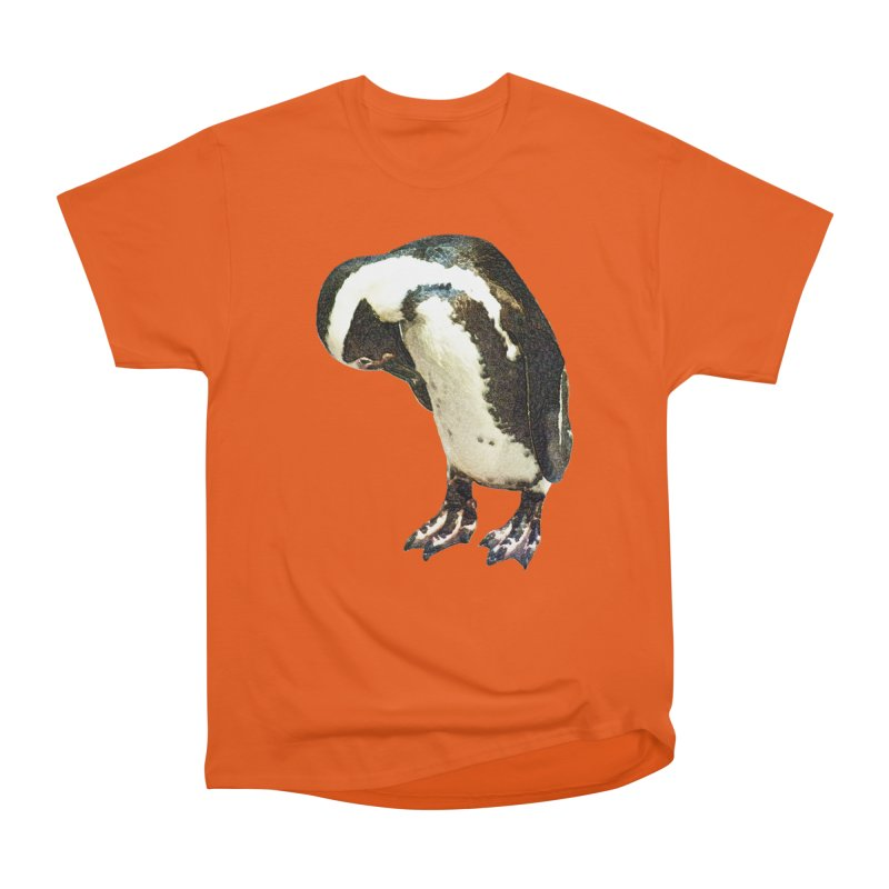 Magellanic Penguin Women's T-Shirt by Of The Wild by Kimberly J Tilley