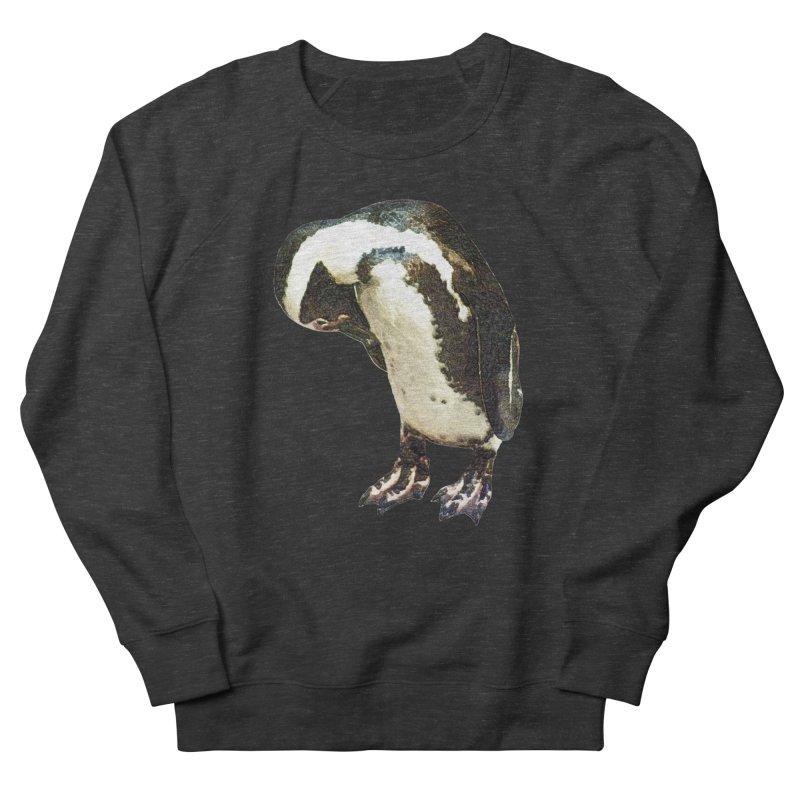 Magellanic Penguin Men's Sweatshirt by Of The Wild by Kimberly J Tilley