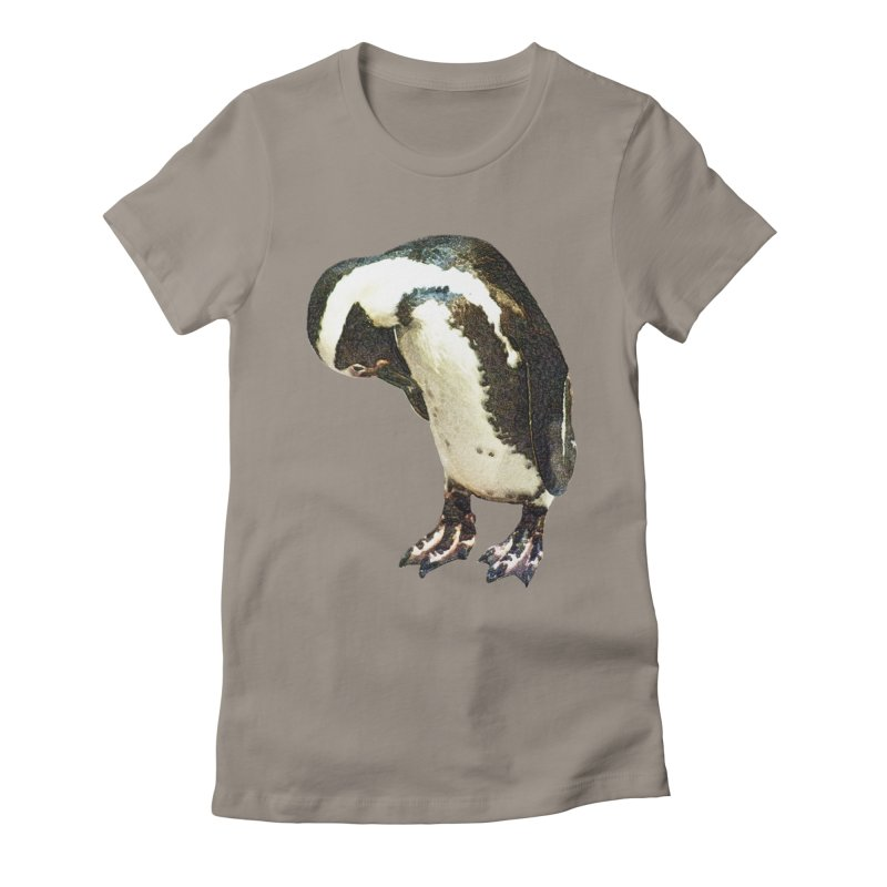 Magellanic Penguin Women's  by Of The Wild by Kimberly J Tilley