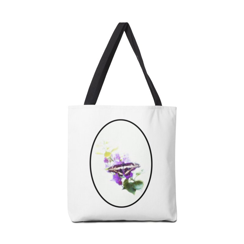 Giant Swallowtail Accessories Tote Bag Bag by Of The Wild by Kimberly J Tilley