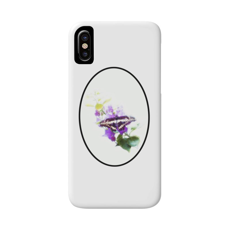 Giant Swallowtail Accessories Phone Case by Of The Wild by Kimberly J Tilley